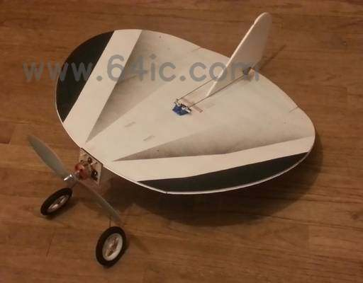 如何制作简单的遥控飞机?