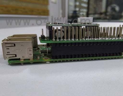 树莓派零步进电机控制电路图