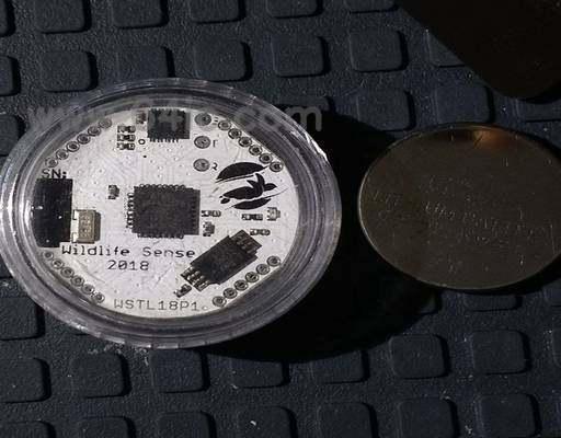 低成本/电力/尺寸温度记录器