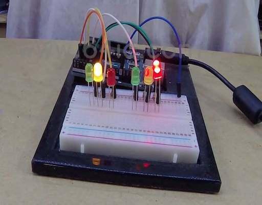 如何制作Arduino