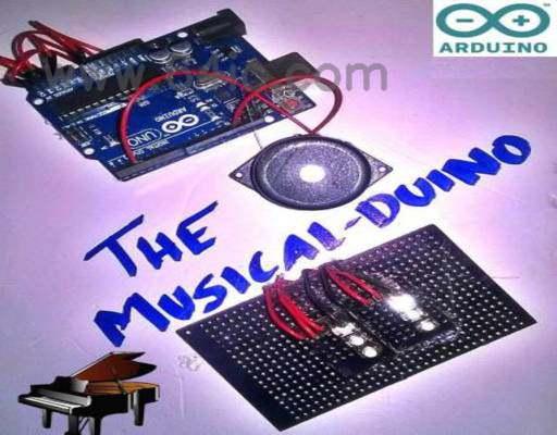 如何用Arduino制作音乐键盘?