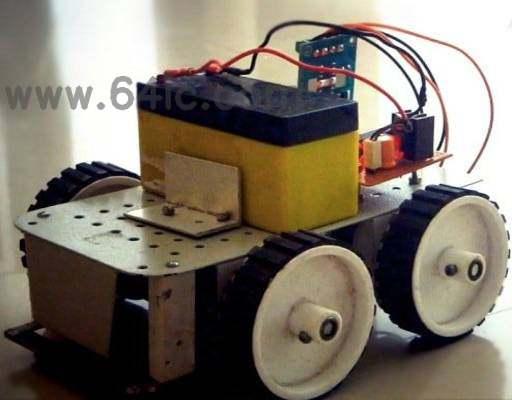 如何制作自己的遥控车?