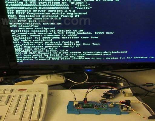 采用stm32的低成本VGA终端模块。