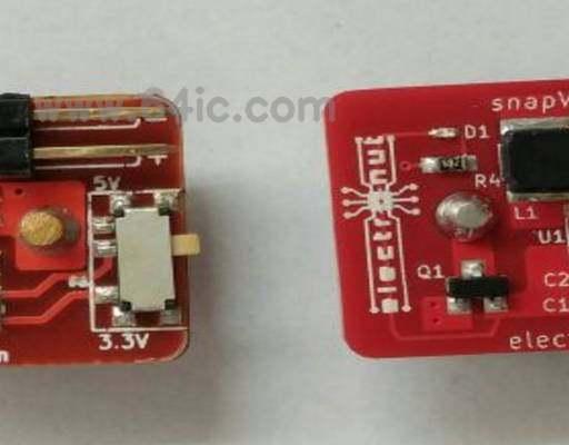 9v电池的电源转换电路