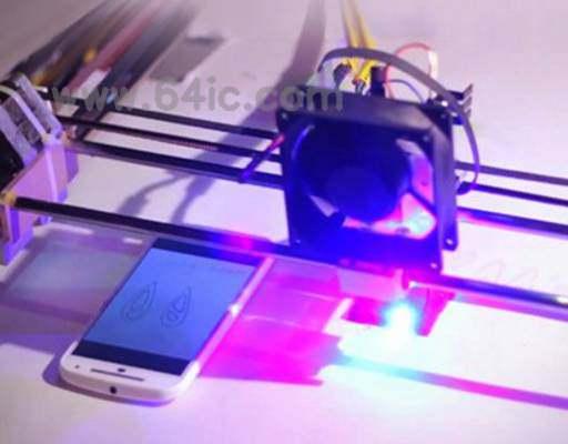 如何做一个ChalKaat数控/激光切割机?