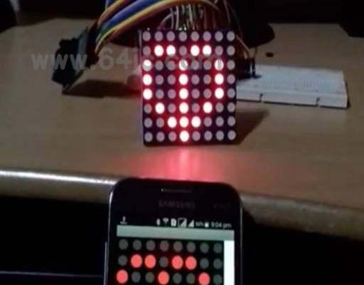 如何制作一个由Android应用程序和GreenPAK的I2C控制的Arduino