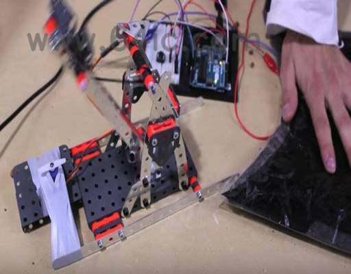 如何用Arduino制造弹射器?