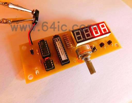 如何制作数字红外计数器来测量多少人走过一扇门?