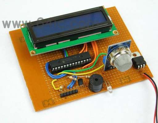 如何制造燃气警报器?