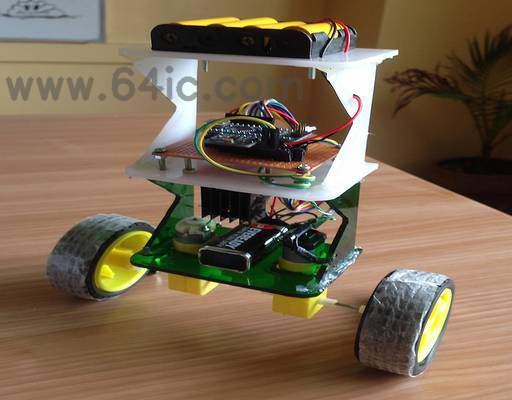 如何构建Arduino自平衡机器人?