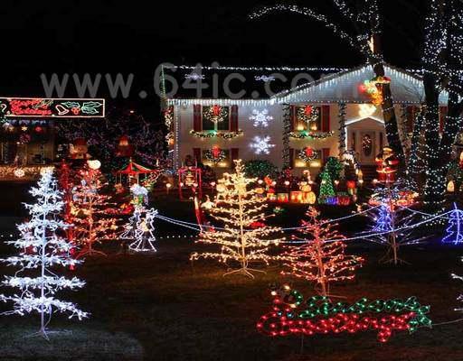 如何用Arduino制作圣诞灯饰?