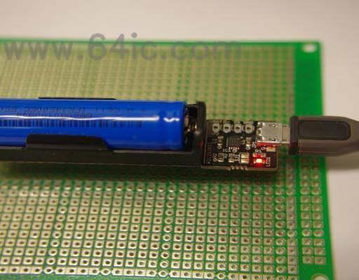 磷酸铁锂电池的usb充电器方案