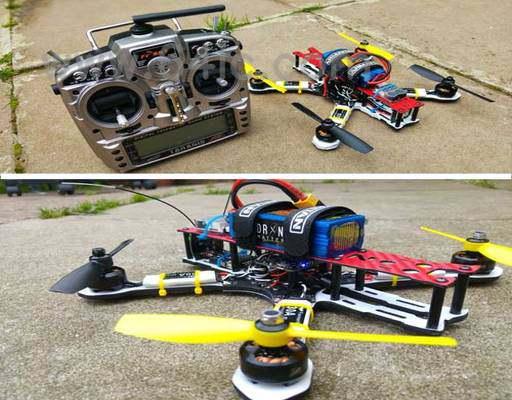 DIY无人机:如何构建一个四轴飞行器,第1部分。